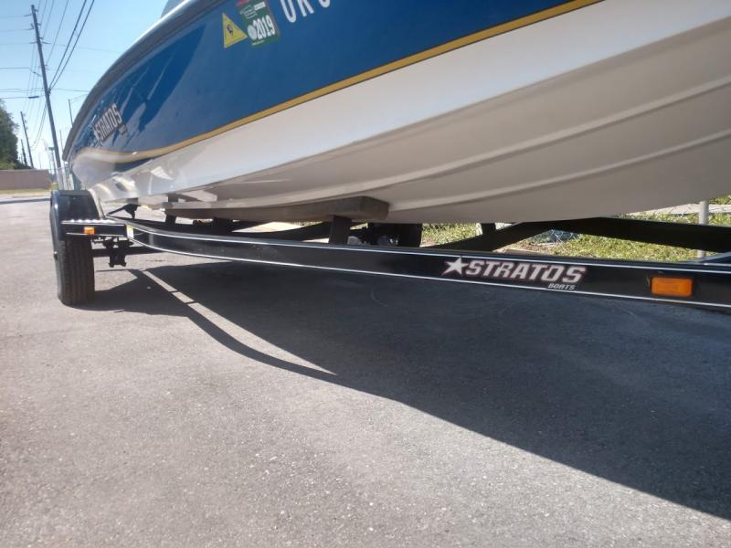 2007  Stratos Boats 176XT