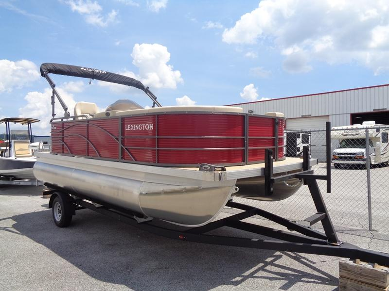 2019 International Pontoon Corporation Lexington Marine Group 519