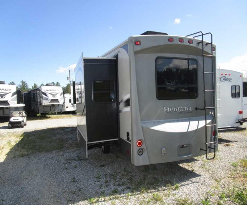 2012 Keystone Rv Company Montana 313RE