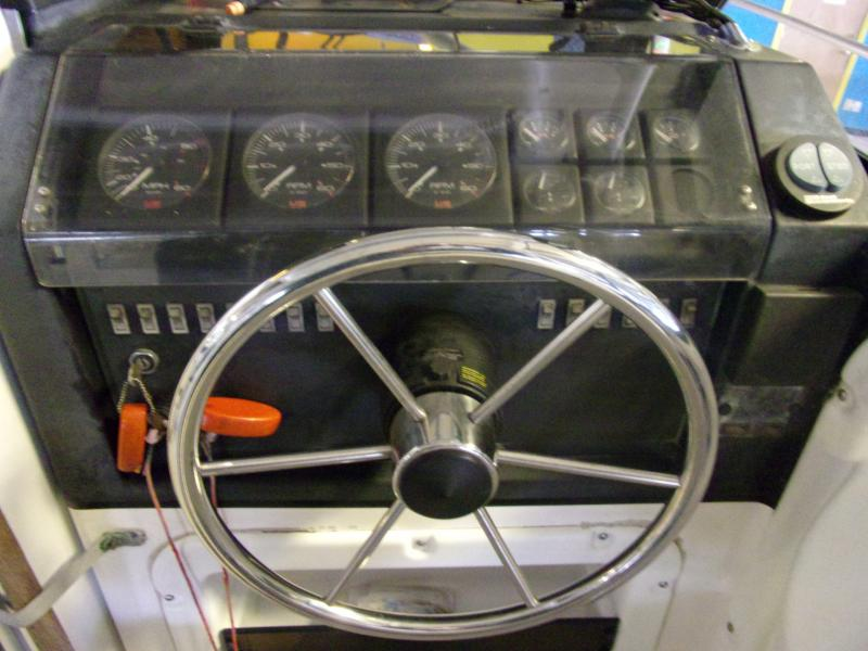 1993 Bayliner Marine Inc. Bayliner 2502 W/A