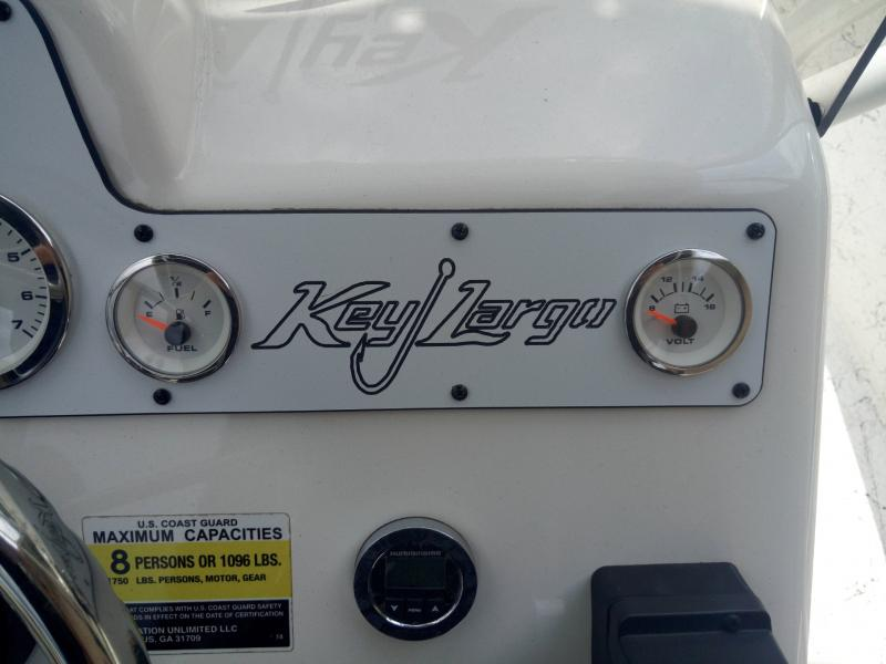 2018  Key Largo 1800CC