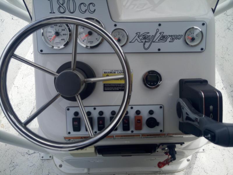 2018  Key Largo 1800CC