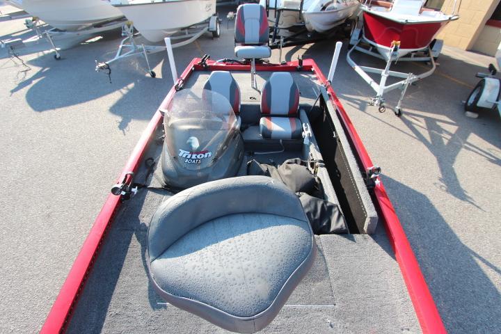 2005  Triton 170 MAGNUM