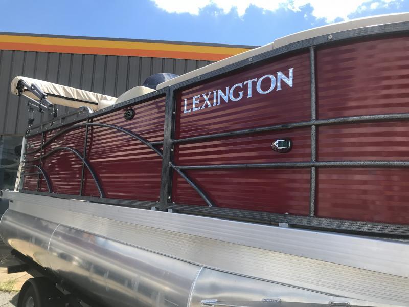 2019 International Pontoon Corportation Lexington 517