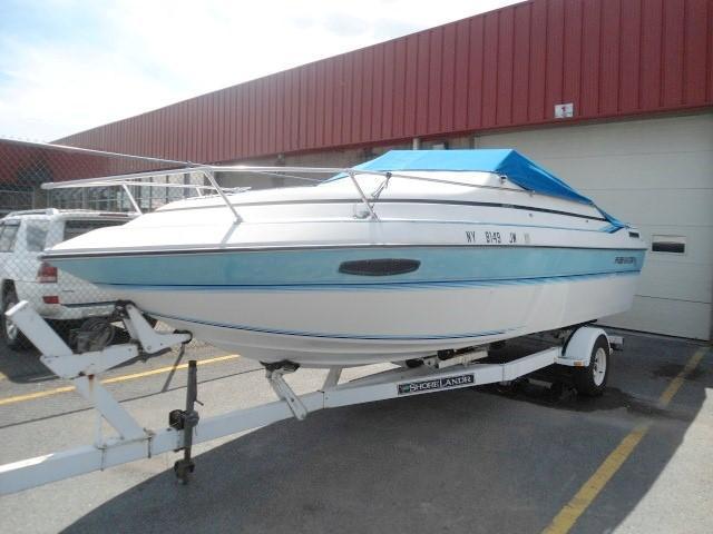 1988 Renken Boat Mfg Renken 2200