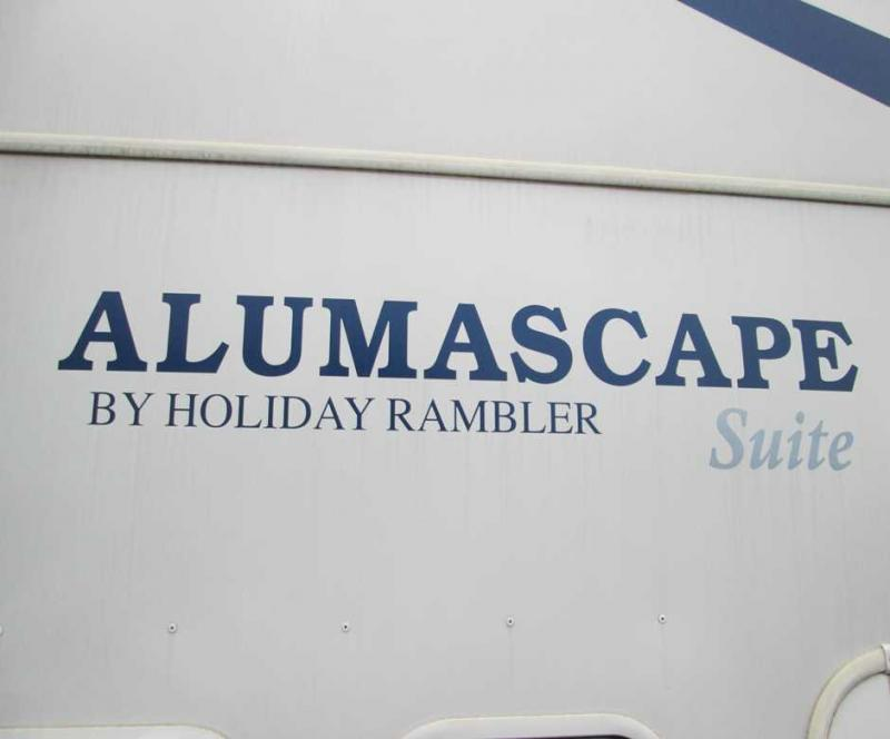 2006 Holiday Rambler Alumascpape 36KQ