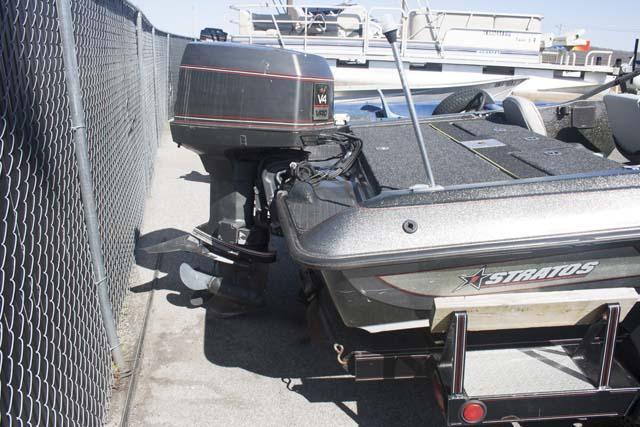 1990 Stratos Boats Stratos Boats 270FS