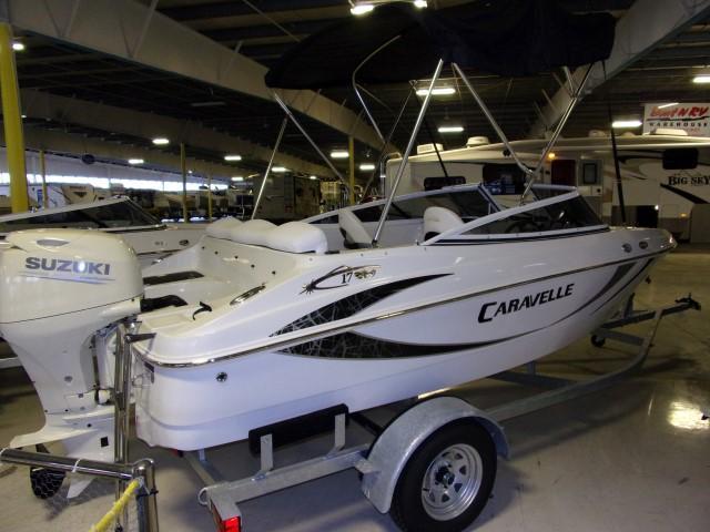 2019 Caravelle Boat Group Caravelle 17EBO