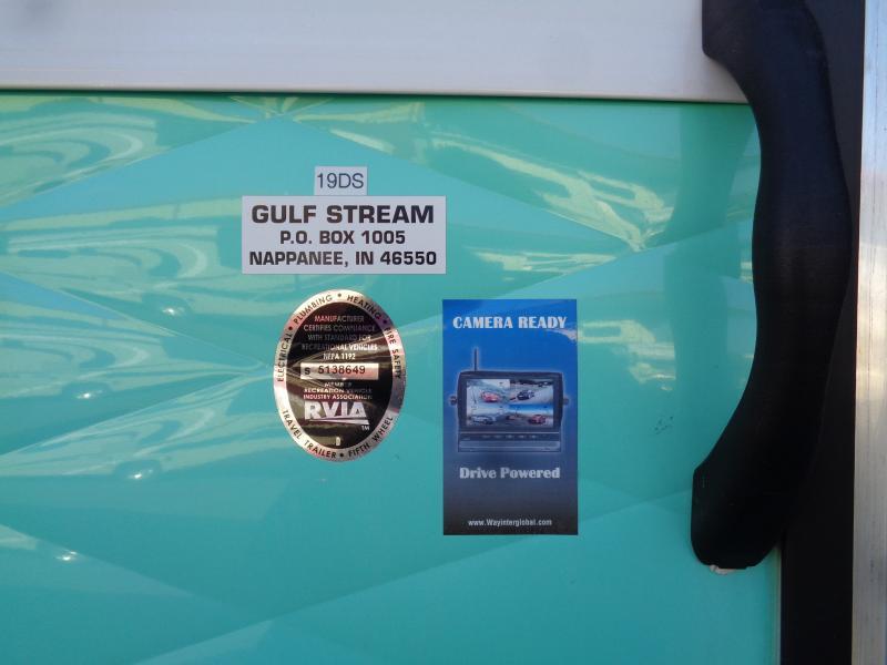 2019 Gulf Stream Coach Capri 19DS