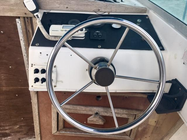 1981  Chaparral 244 V DELUXE