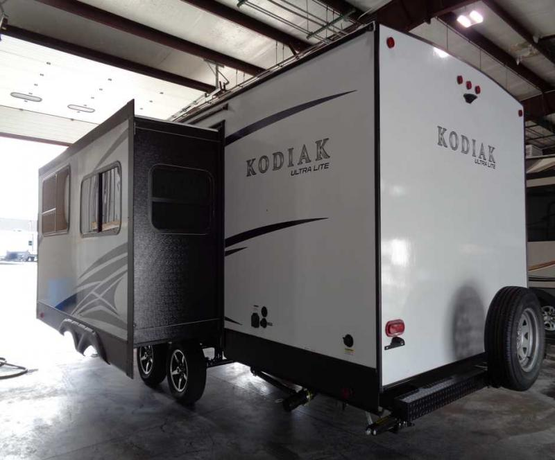 2019 Dutchmen Manufacturing Kodiak 261RBSL | Factory Direct Marine