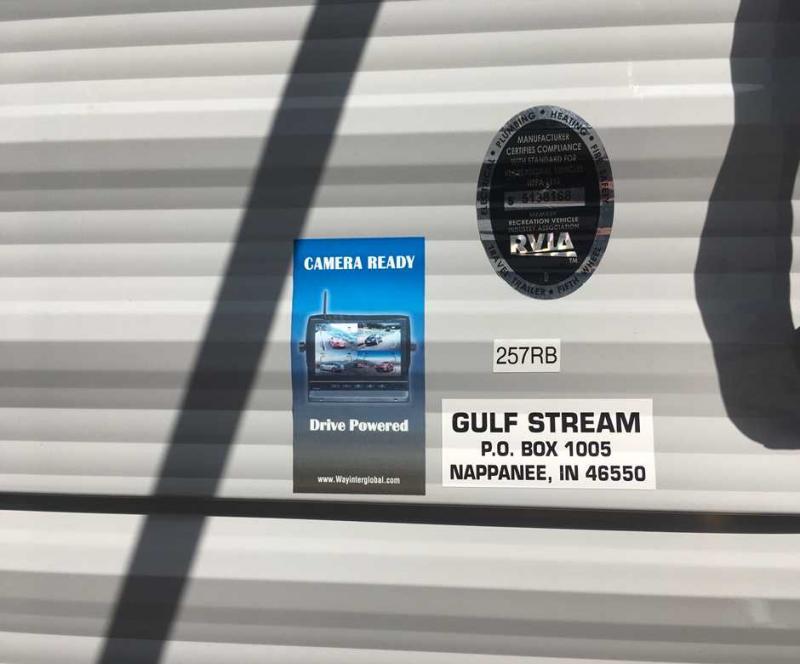 2019 Gulf Stream Conquest 257RB