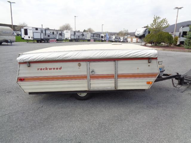 1983 Rockwood Rockwood 1660