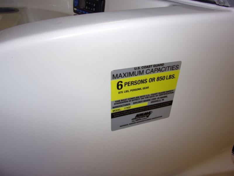 2009 Bayliner Marine Corp Bayliner 175BR