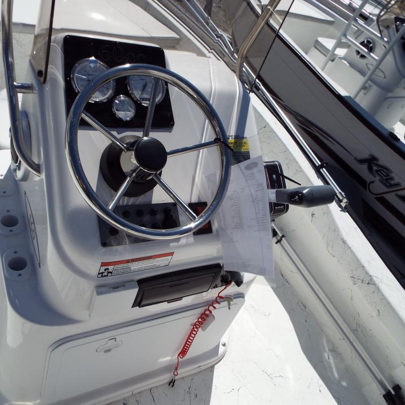 2017 Caravelle Boat Group Key Largo 160CC