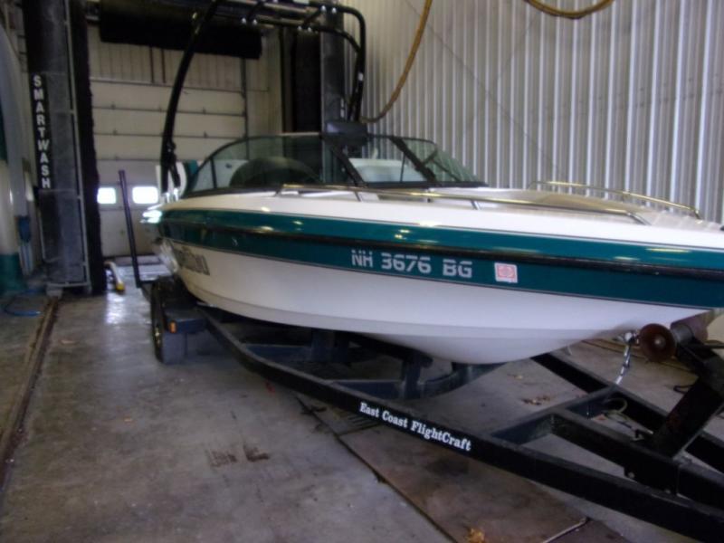 2000 Malibu Boats Malibu SUNSETTER