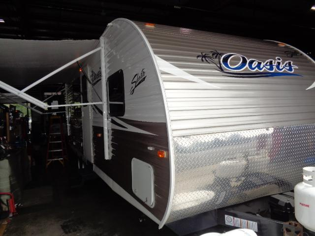 2015 Forest River Shasta 25RS