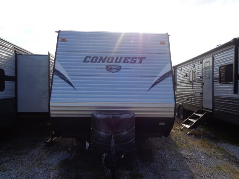 2016  Conquest 260RLS