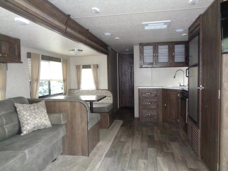 2018 Forest River Vibe 277RLS