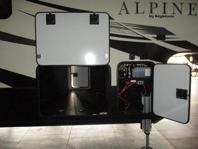 2018 Keystone Alpine 3401RS