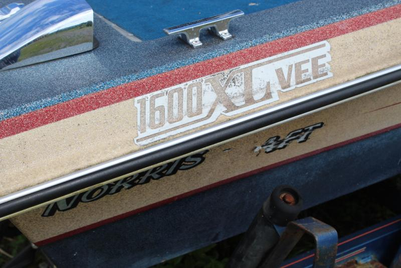 1985 Norris Craft Boats Norris Craft 1600XLV
