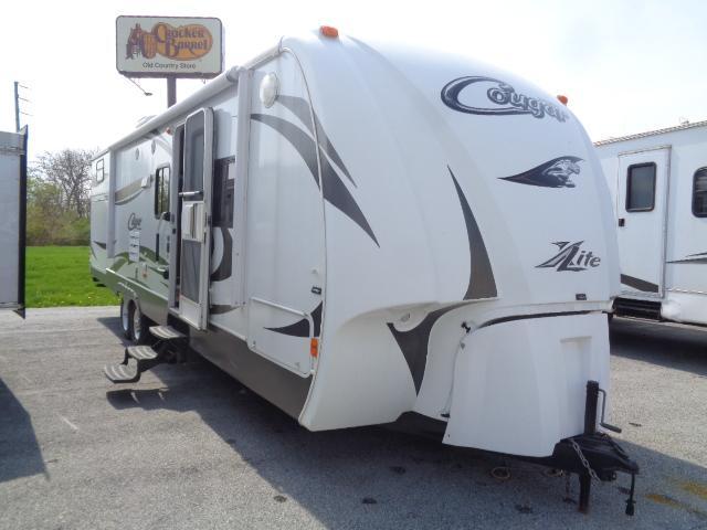 2012 Keystone Rv Company Cougar 29RBK