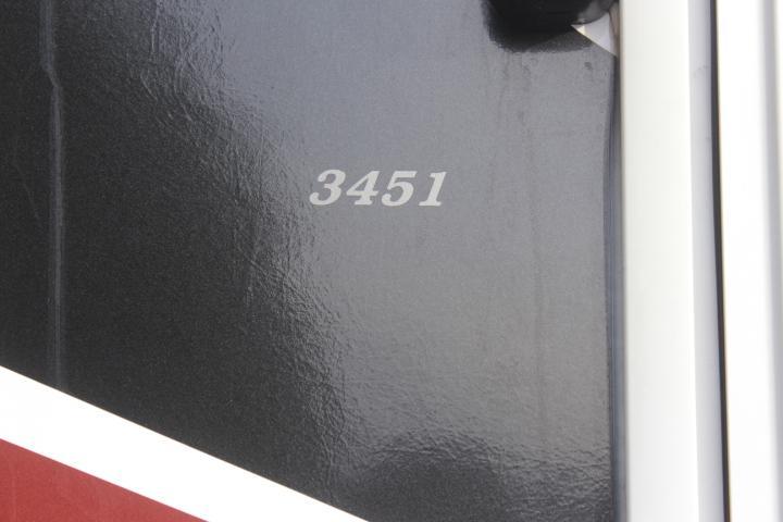 2017 Keystone Voltage 3451