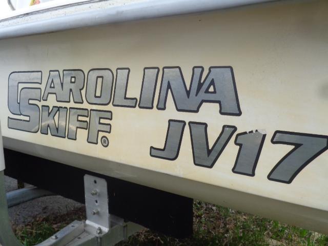 2009 Carolina Skiff Carolina Skiff 17JV