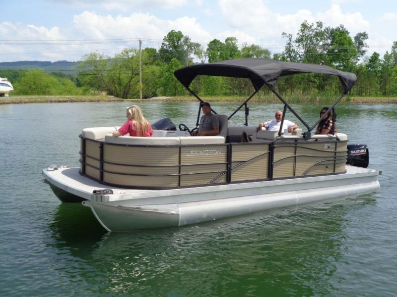 2019 International Pontoon Corporation Lexington 521