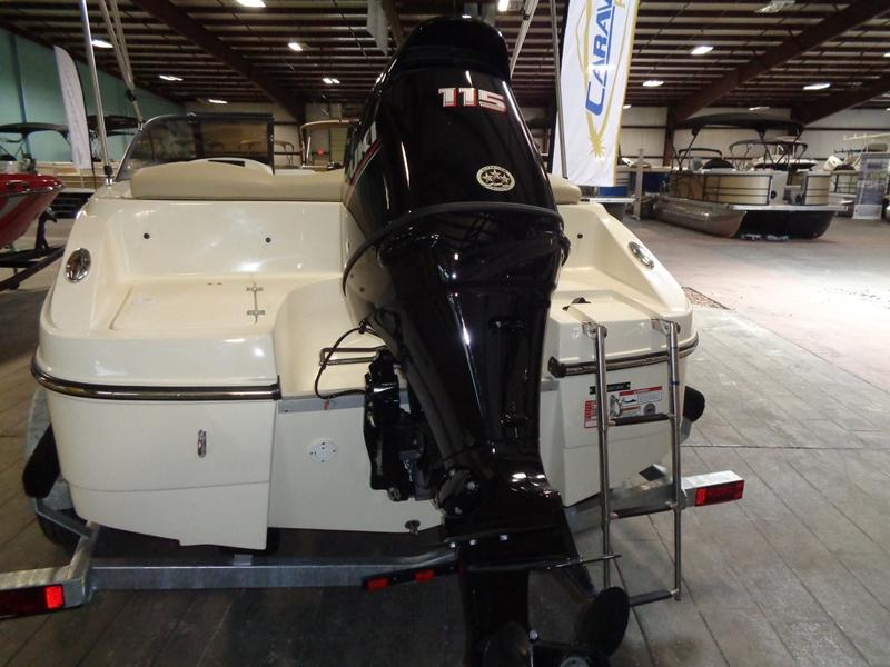 2016 Caravelle Boat Group Caravelle 17EBO