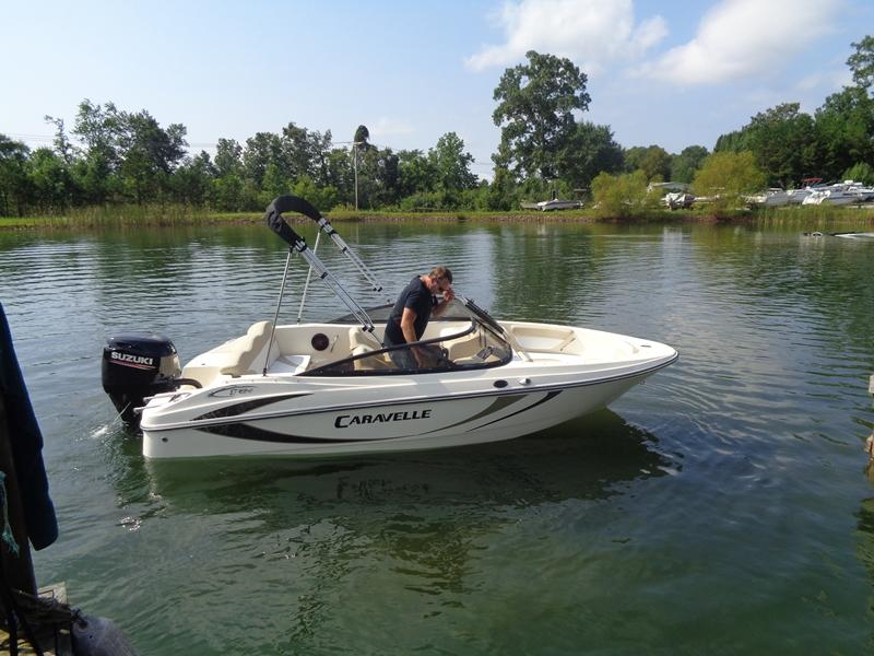2016 Caravelle Boat Group Caravelle 17EBO
