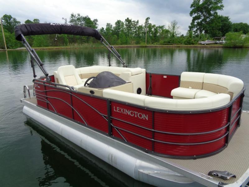 2019 International Pontoon Corporation Lexington Marine Group G3961