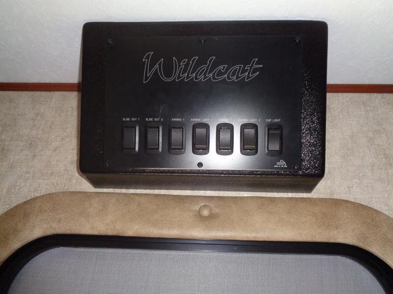2017  Wildcat 343BIK