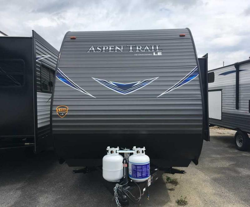 2019 Dutchmen Manufacturing Aspen Trail 26BH