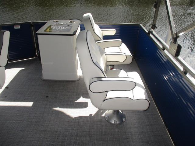 2019 International Pontoon Corporation Palm Breeze 168 ULTRA FISH