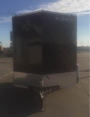 """2018 Stealth Trailers Mustang 6 x 10 x 72"""" Enclosed Cargo Trailer"""