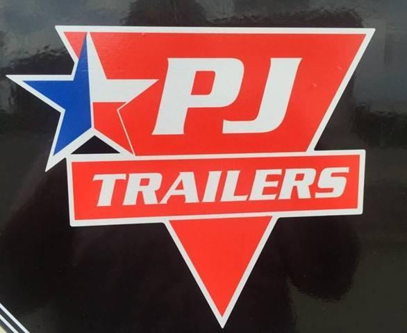 2019 PJ Trailers B6 Super-Wide Equipment Trailer