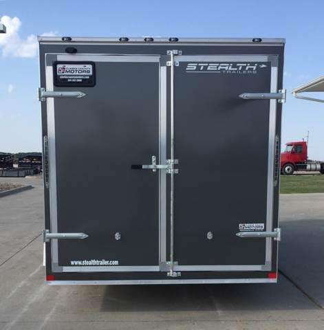 "2018 Stealth Trailers Mustang 7 x 16 x 72"" Enclosed Cargo Trailer"