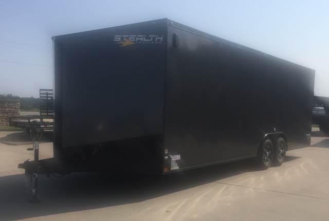 2019 Stealth Titan 8.5'x 24'x78