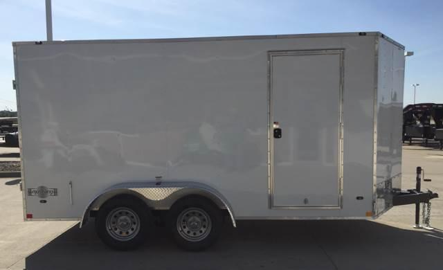 "2018 Stealth Trailers Mustang 7 x 14 x 72"" Enclosed Cargo Trailer"