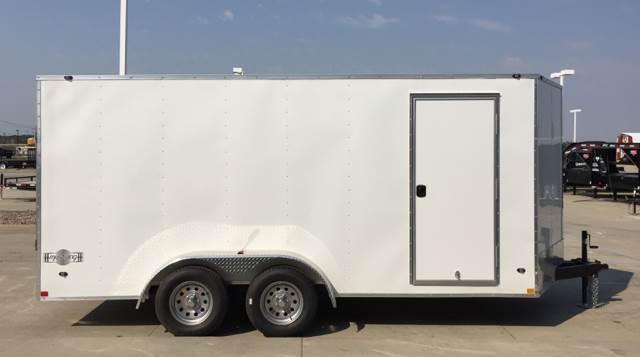 "2018 Stealth Trailers Mustang 7 x 16 x 78"" Enclosed Cargo Trailer"