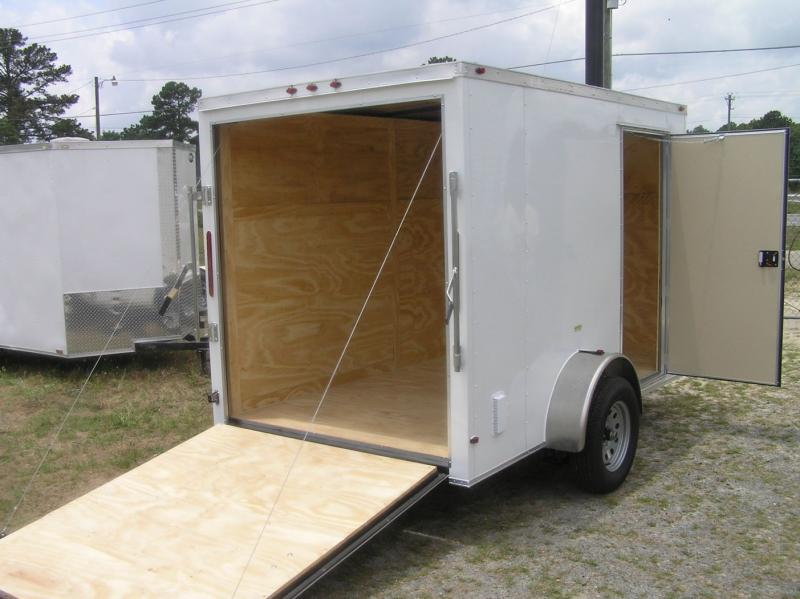 NEW Motorcycle Trailer - 10' with Extra Height,