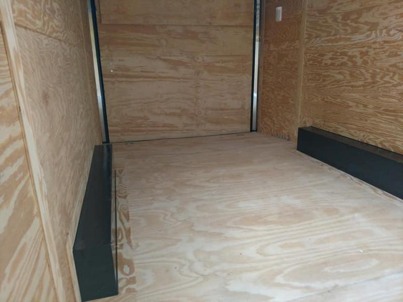 2019 Quality Cargo 8.5 x 20ft ta 7ft tall Enclosed Cargo Trailer