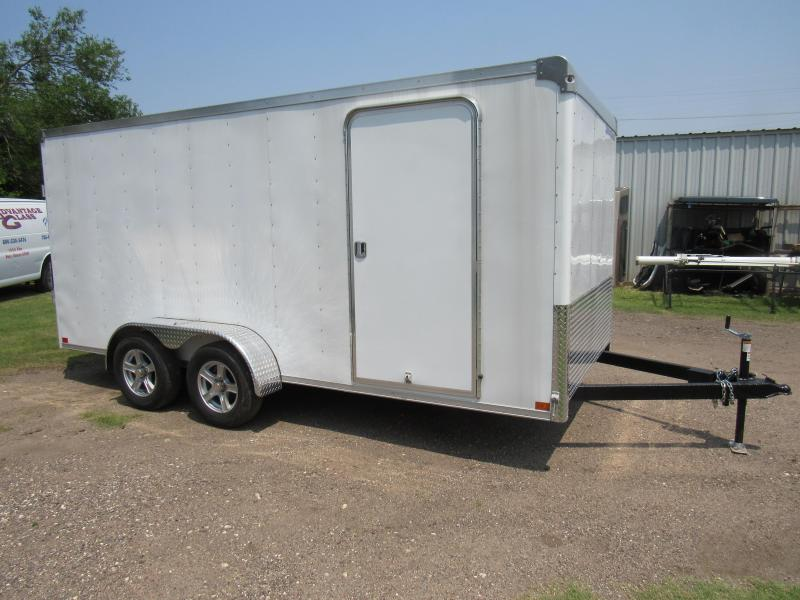 2019 Wells Cargo WCVG716T Enclosed Cargo Trailer