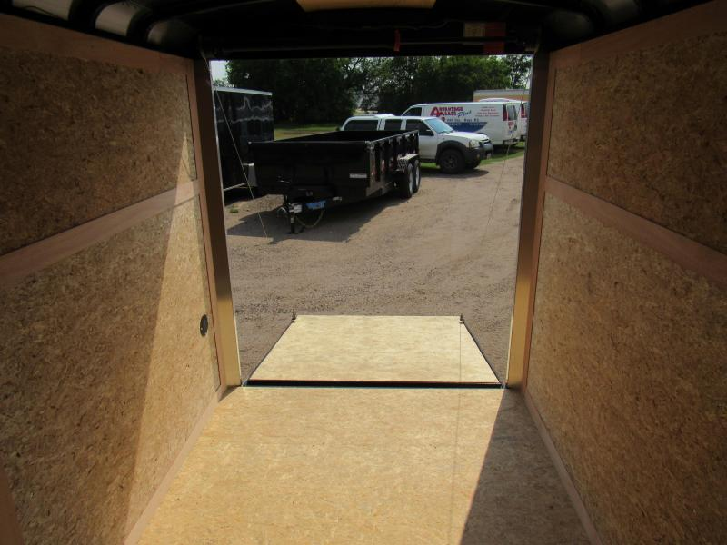 2019 Wells Cargo RF610S2 Enclosed Cargo Trailer