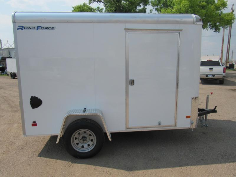 2019 Wells Cargo RF610S2 Enclosed Cargo Trailer
