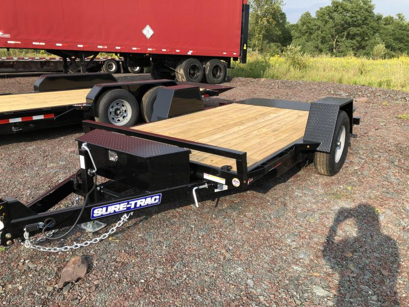 2020 Sure-Trac 78 IN x 12 Tilt Bed Equipment 7.8K