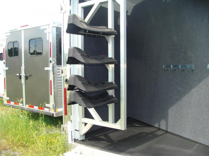 2019 Bison Trailers RANGER Horse Trailer