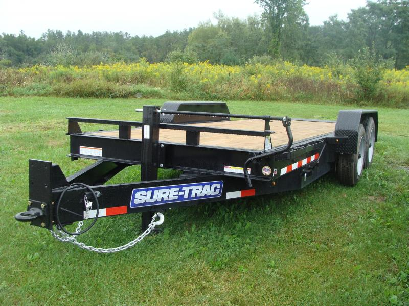 2019 Sure-Trac 7 x 18 Tilt Bed Equipment 16K