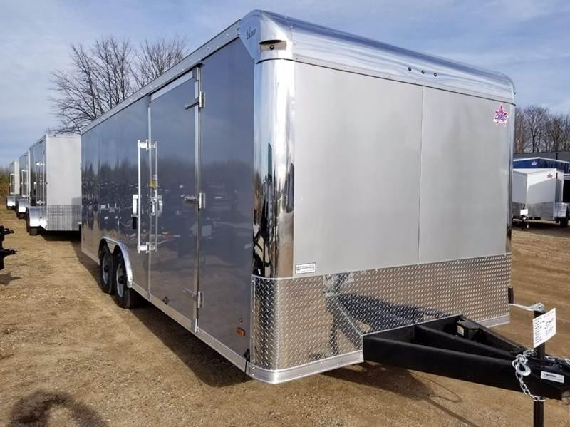 2018 US Cargo 8.5 X 22 Car Hauler